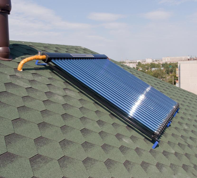 Водонагреватели на солнечной энергии своими руками